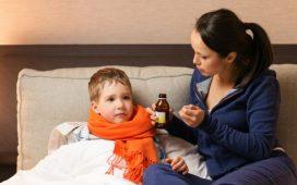 Что делать, если у ребенка слабый иммунитет
