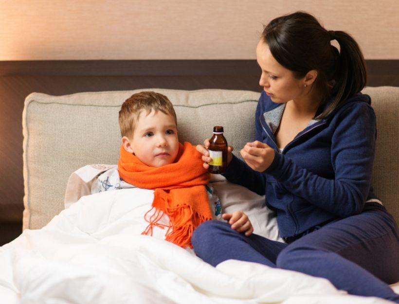 Ослаблен иммунитет у ребенка thumbnail