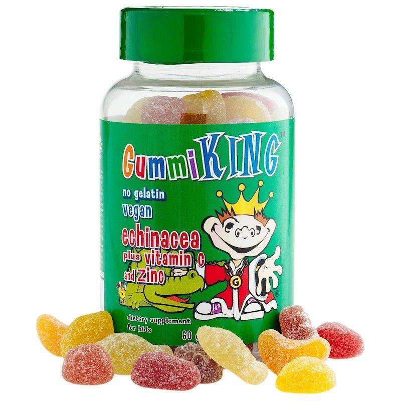 Жевательные таблетки с эхинацеей для маленьких детей