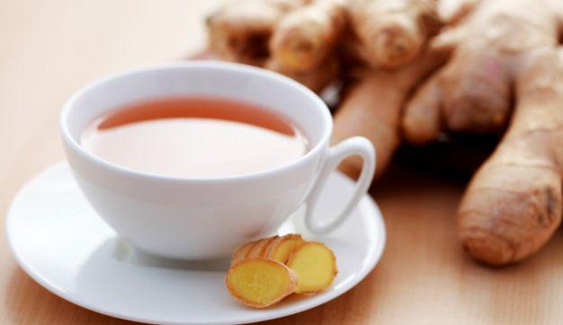 Имбирный чайный напиток