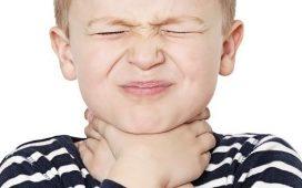 Как укрепить местный иммунитет горла у детей