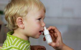 Капли в нос для иммунитета для детей