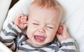 Причины частых отитов у детей