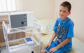 Физиопроцедуры при отите у детей: электрофорез, УВЧ, магнит