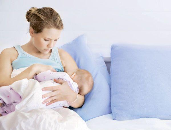 Грудное вскармливание для иммунитета младенца