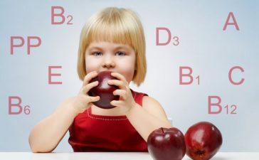 Какие витамины лучше выбрать для ребенка 4 лет