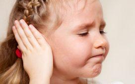 Капли в уши для детей при отите: список лучших