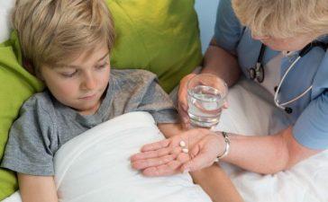 Препараты для иммунитета детей