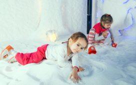Польза соляной пещеры для детей