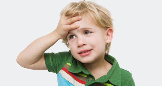 Сотрясение мозга у детей - причины, симптомы
