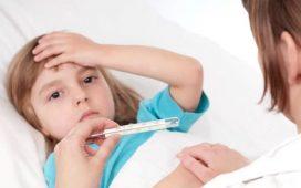 Температура при конъюнктивите у ребенка