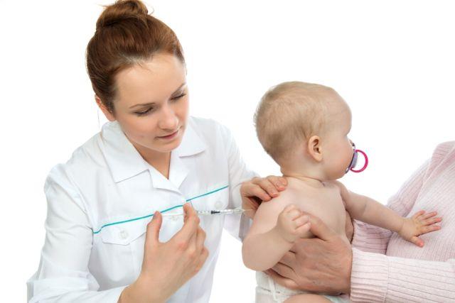 Вакцинация новорожденного