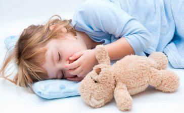 Как быстро снять тошноту у ребенка