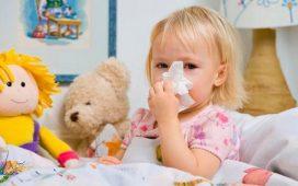 Как вылечить насморк у ребенка за пару дней в домашних условиях
