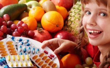 Какие витамины лучше для детей 7 лет для иммунитета?
