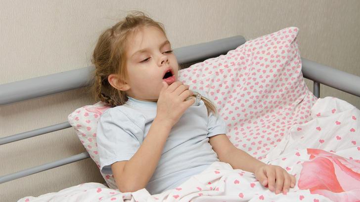 Острый обструктивный бронхит у ребенка